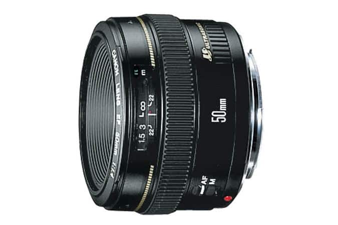 Canon Lenses (Refurb): EF 50mm f/1.2L USM $985, EF 50mm f/1.4 USM  $250 & More + Free S&H