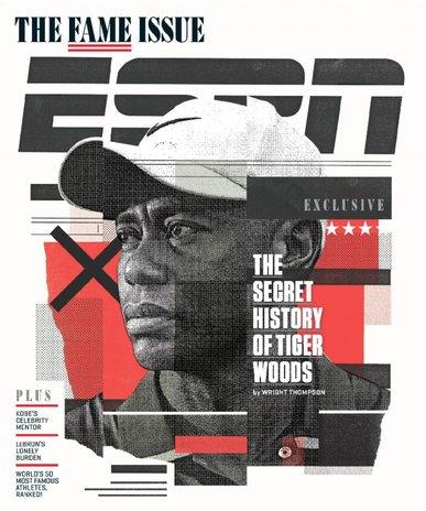 ESPN Magazine w/ ESPN Insider  $4.50/yr (New Subscribers Only)