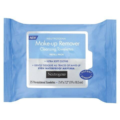 150-Ct Neutrogena Makeup Remover Towelettes + $15 Target GC  $25.50 + Free Shipping