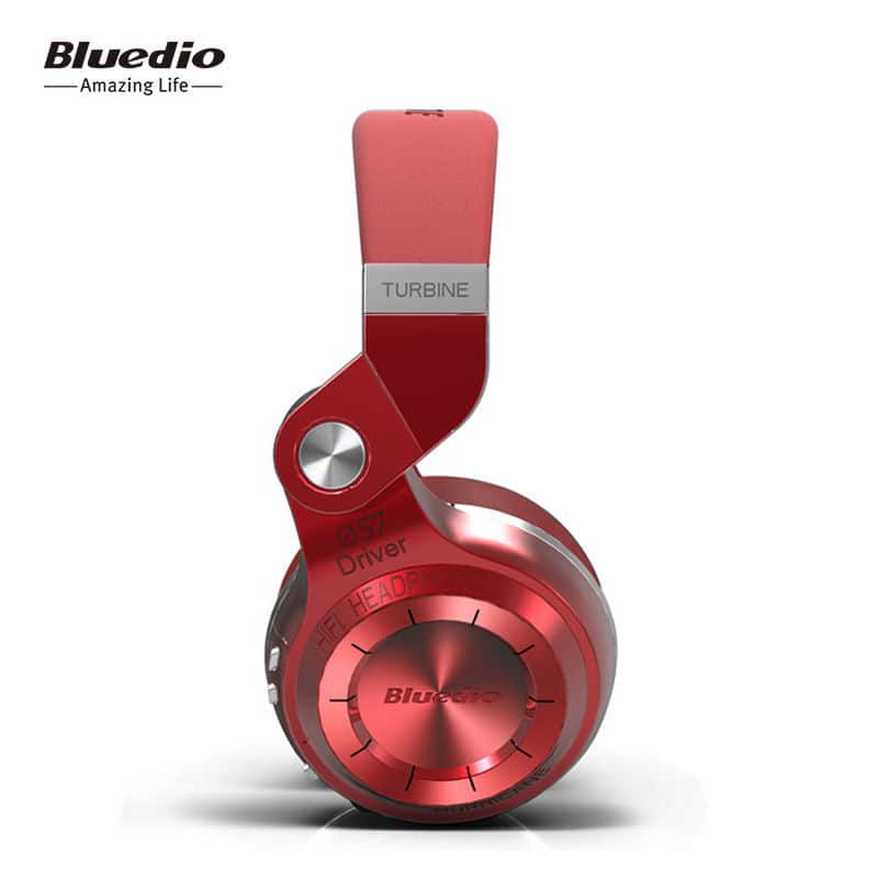 Bluedio Turbine T2S Bluetooth 4.1 Wireless Stereo Headphone / Headset $17.50 + free shipping