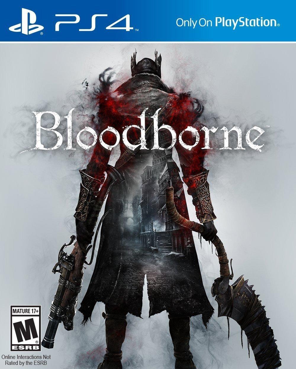 Bloodborne (PS4) $19.99 ($15.99 w/ GCU), The Elder Scrolls Online: Tamriel Unlimited (PS4 or Xbox One) $19.99 ($15.99 w/ GCU) & More + Free Store Pickup
