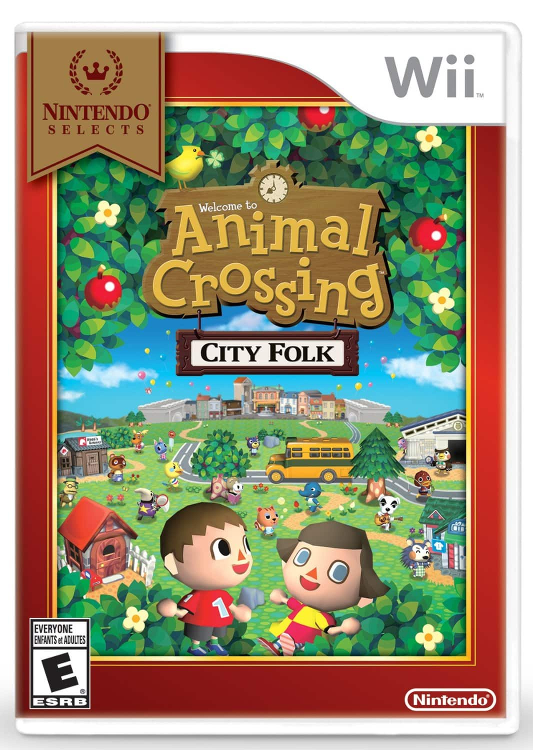 Animal Crossing: City Folks (Nintendo Select Wii)  $12.60 + Free Store Pickup