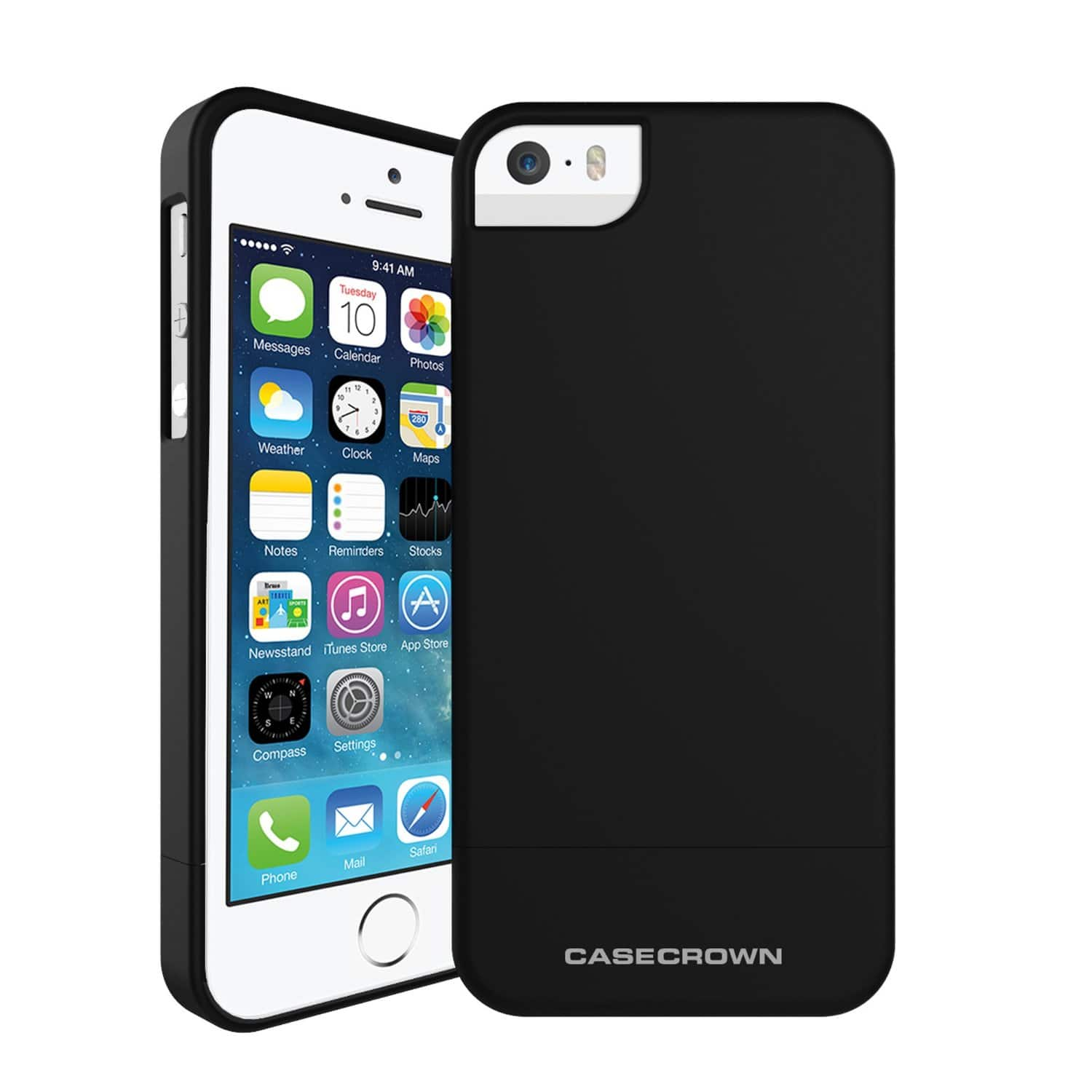 CaseCrown iPhone SE Cases (various colors) $3 + Free Shipping & More