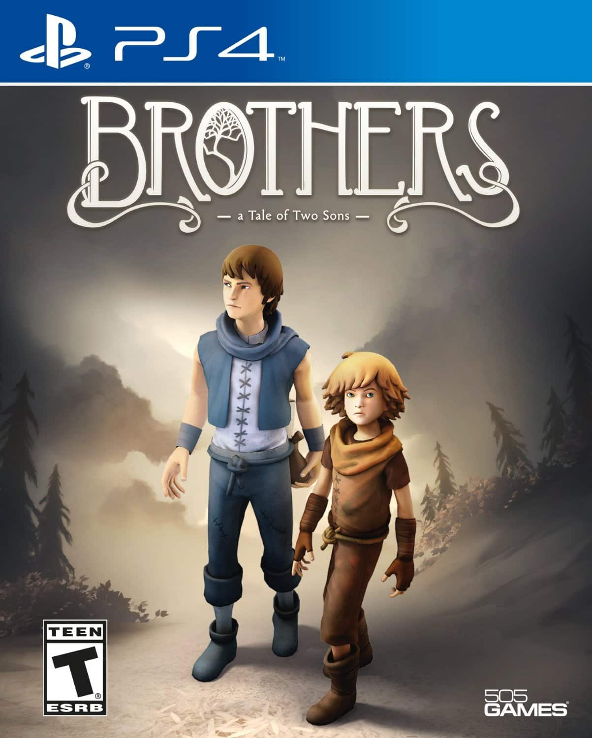 PSN Sale: The Witcher 3: Wild Hunt (PS4) $25, Brothers: A Tale of Two Sons (PS4)  $6 & More
