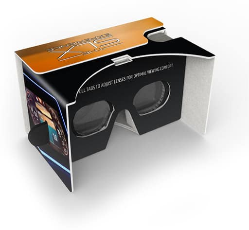Free Google Cardboard 2.0 VR Virtual Reality Headset