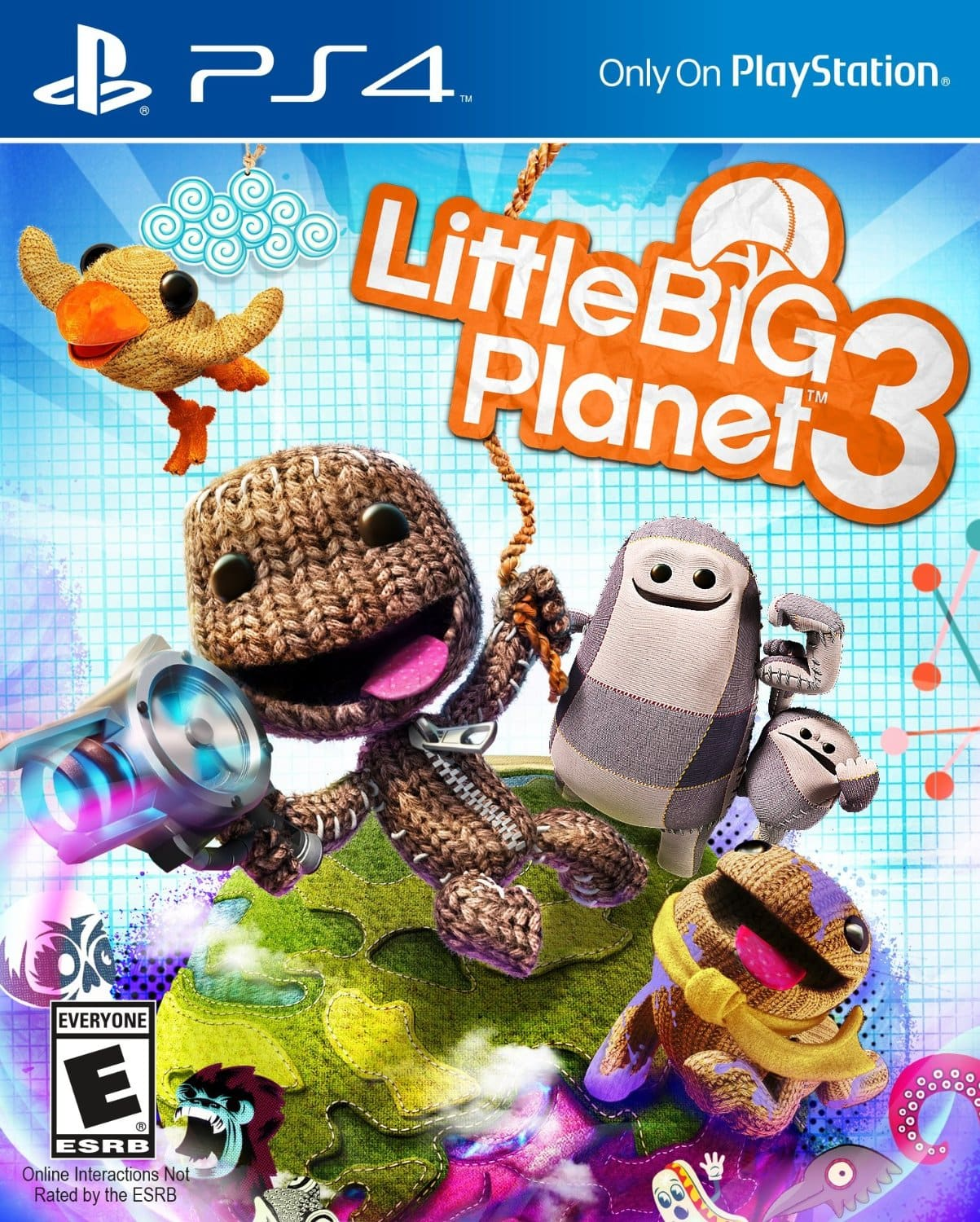 Little Big Planet 3 (PS4) $9.99 + Free Shipping w/ Prime