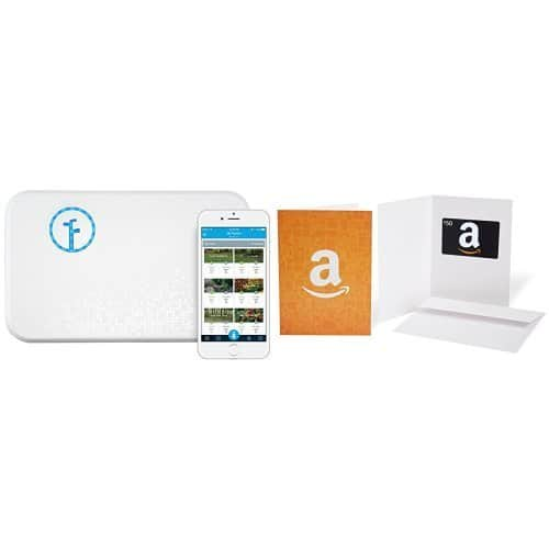 Rachio Smart Sprinkler Controller, 16 Zone 2nd Generation and Amazon $50 Gift Card Bundle for $249.99, 8 Zone and $50 Gift Card $199.99