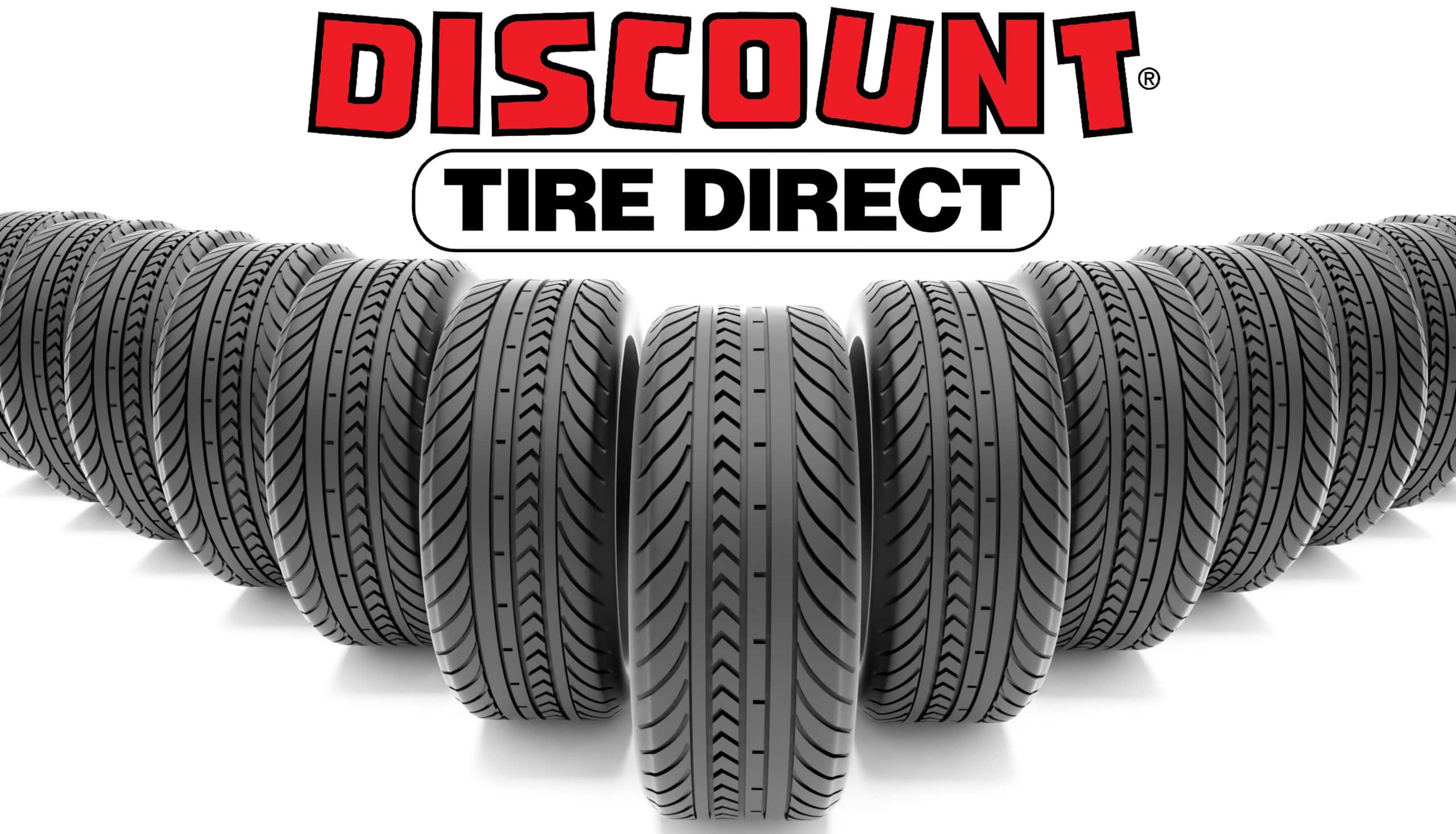 Discount Tire Direct Memorial Day sale get up to $320 in Visa pre-paid card rebate on tires and wheels.