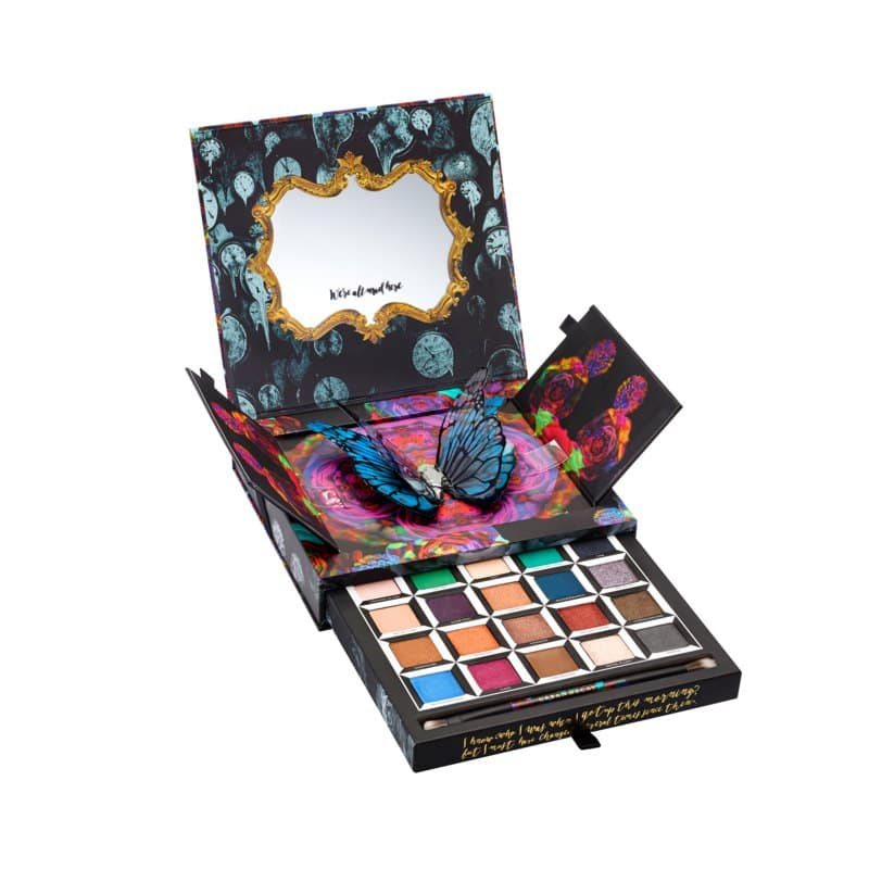 Urban Decay Naked Eyeshadow Palette at $29 or Alice Collection Eyeshadow Palette $35 + Free Shipping