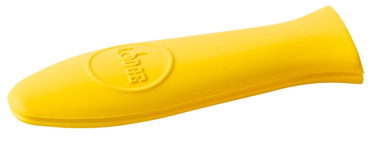 Lodge ASHH21 Silicone Hot Handle Holder, Yellow $2.99 sss eligible @ amazon