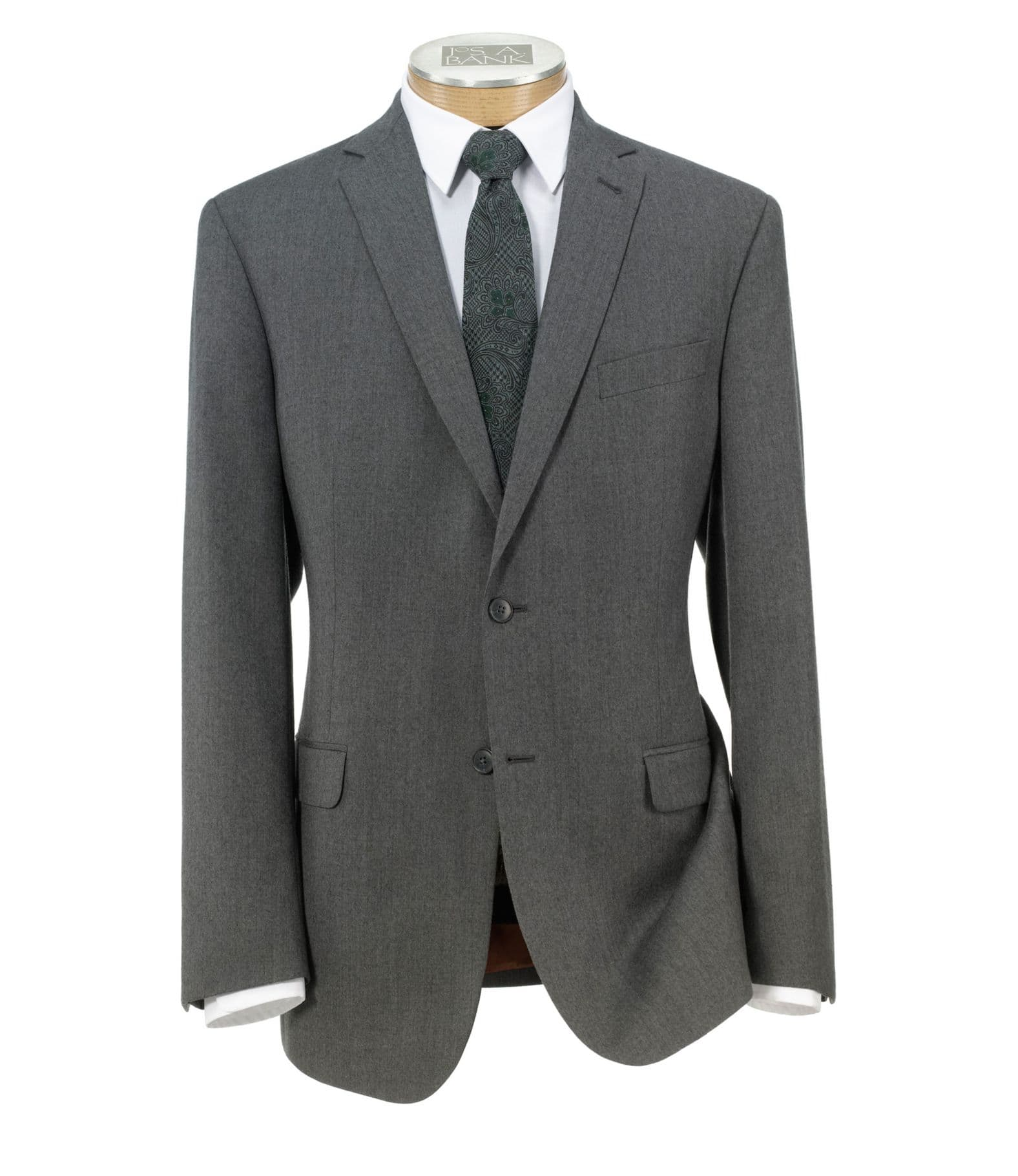 Joseph Slim Fit 2-Button Wool/Cashmere Suit (various colors)  $69 + Free Shipping