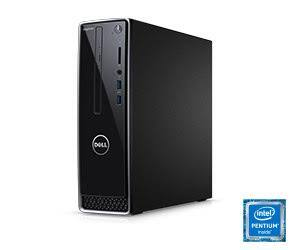 Dell Inspiron 3252 Small Desktop: N3700, 4GB DDR3, 500GB HDD, DVDRW, Win 10  $125 after $75 Slickdeals Rebate + Free S&H