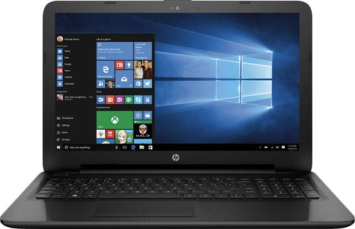 "HP 15.6"" Laptop: A6-5200, 4GB DDR3, 500GB HDD, Win 10  $200 + Free Shipping"