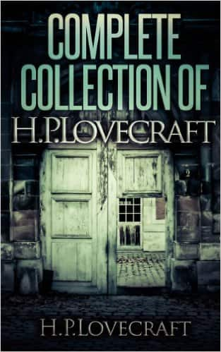 Complete Collection of H. P. Lovecraft - 150 eBooks [Kindle or Google Play] w/100+ Audiobooks: $0.99 ~ Amazon/Google Play