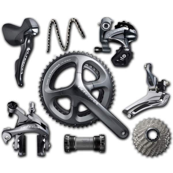 Shimano Ultegra 6800 11-Speed Groupset  $526 + Free Shipping