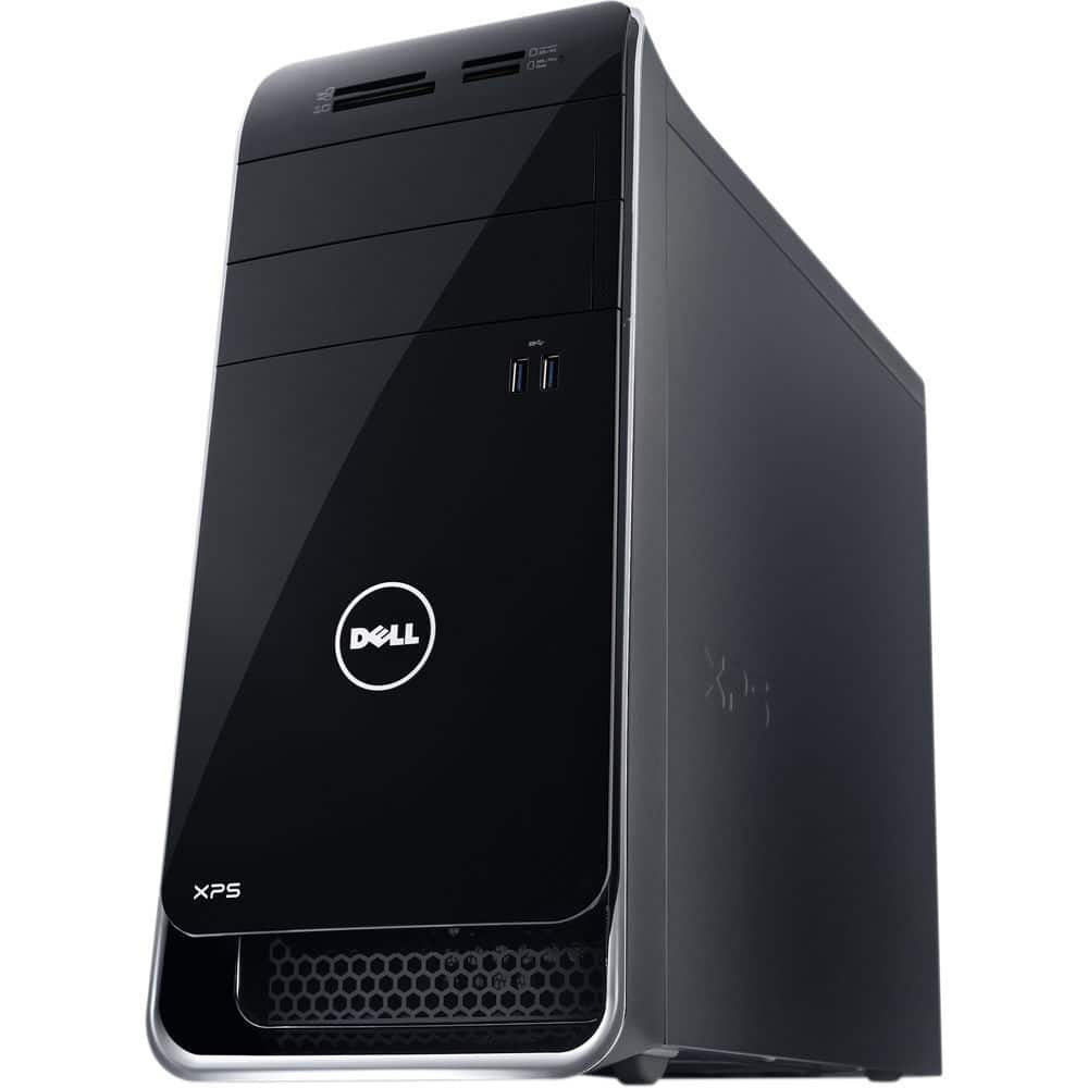 Dell XPS 8900 Desktop: i7-6700, 16GB DDR4, 1TB HDD, Nvidia GT 745, DVDRW, Win 10 Home  $630 after $50 Slickdeals Rebate + Free S&H