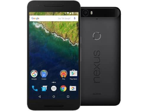 "New Jet Customers: 32GB Huawei Nexus 6P 5.7"" Unlocked Smartphone  $380 + Free Shipping"
