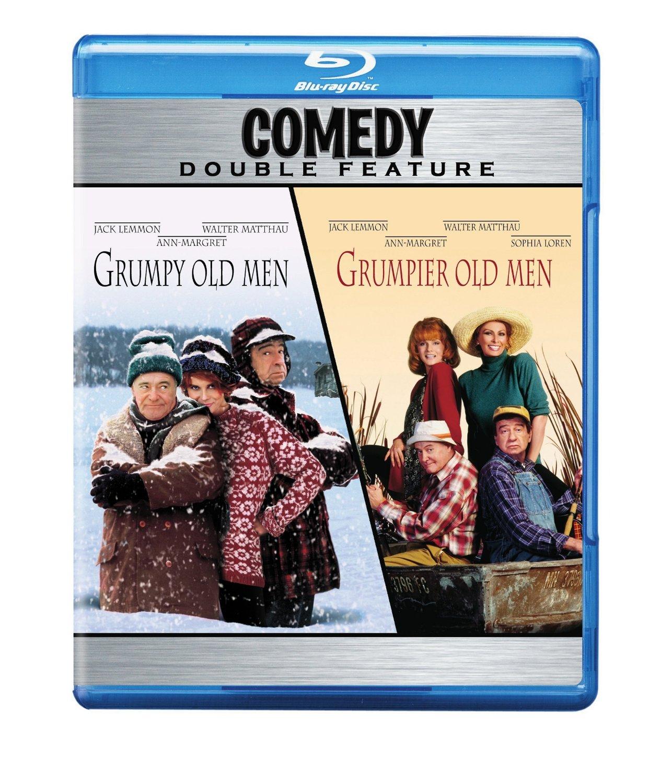 Grumpy Old Men & Grumpier Old Men (Blu-ray Double Feature)  $5.30