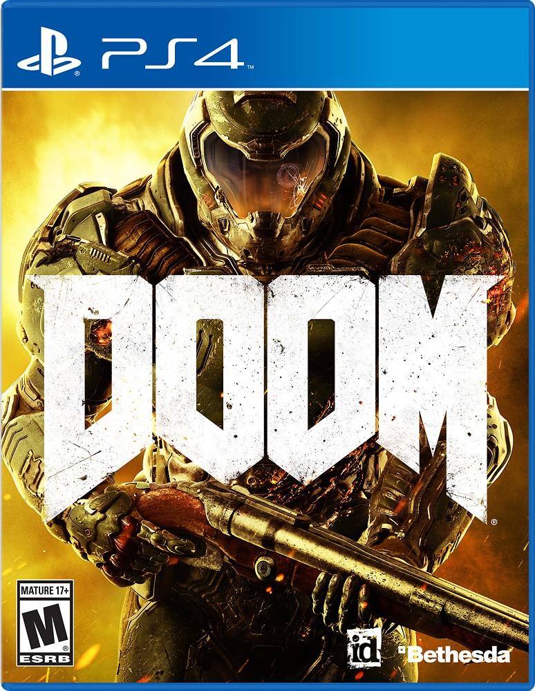 GCU Members: Doom (PS4, Xbox One, PC), Battleborn (PS4, Xbox One, PC)  $32 + Free Store Pickup