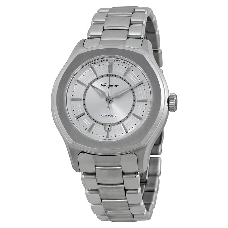 Ferragamo Men's Salvatore Automatic Watch $350 + Free Shipping