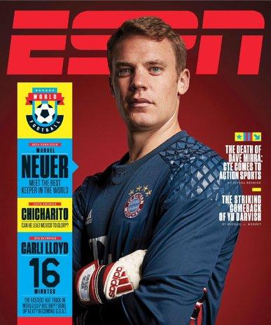 ESPN Magazine + ESPN Insider $4.50 per year *New Subscriptions Only*