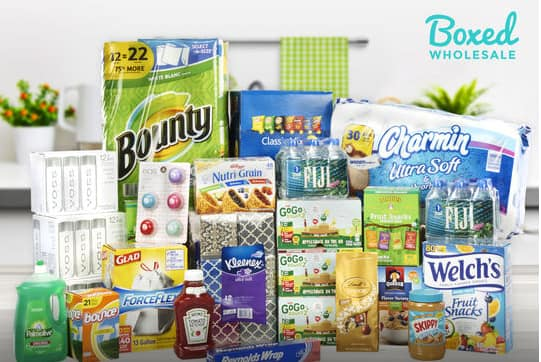 Boxed.com (grocery mostly) $15 off $20 + FS