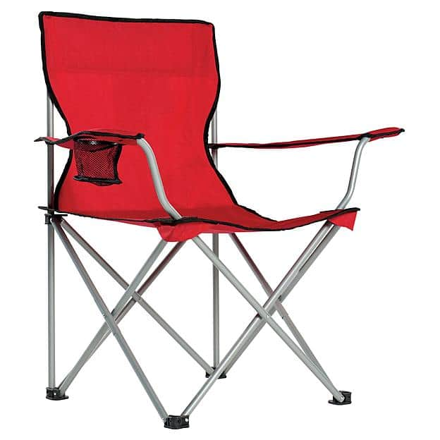 Northwest Territory Folding Chair (various colors) + $3 SYWR Points  $7 + Free Store Pickup