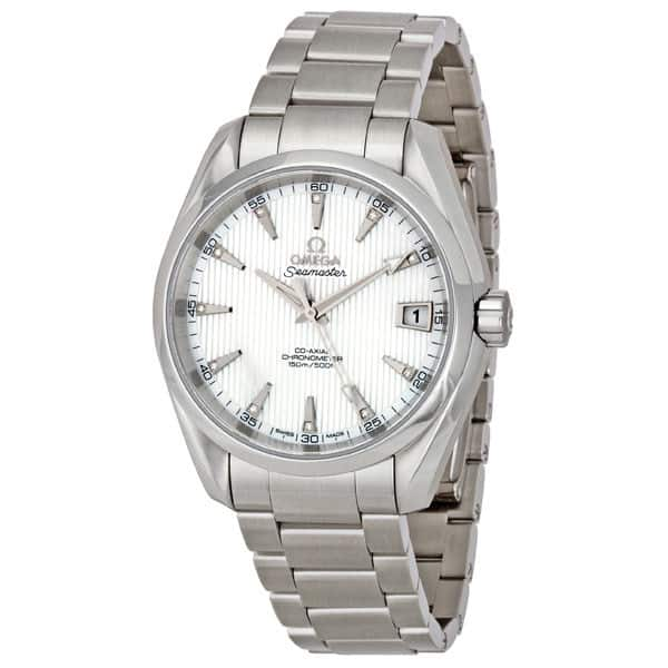 Omega Seamaster Aqua Terra 150 M Co-Axial 8500 38.5 mm Men's Watch with blingbling for $2995