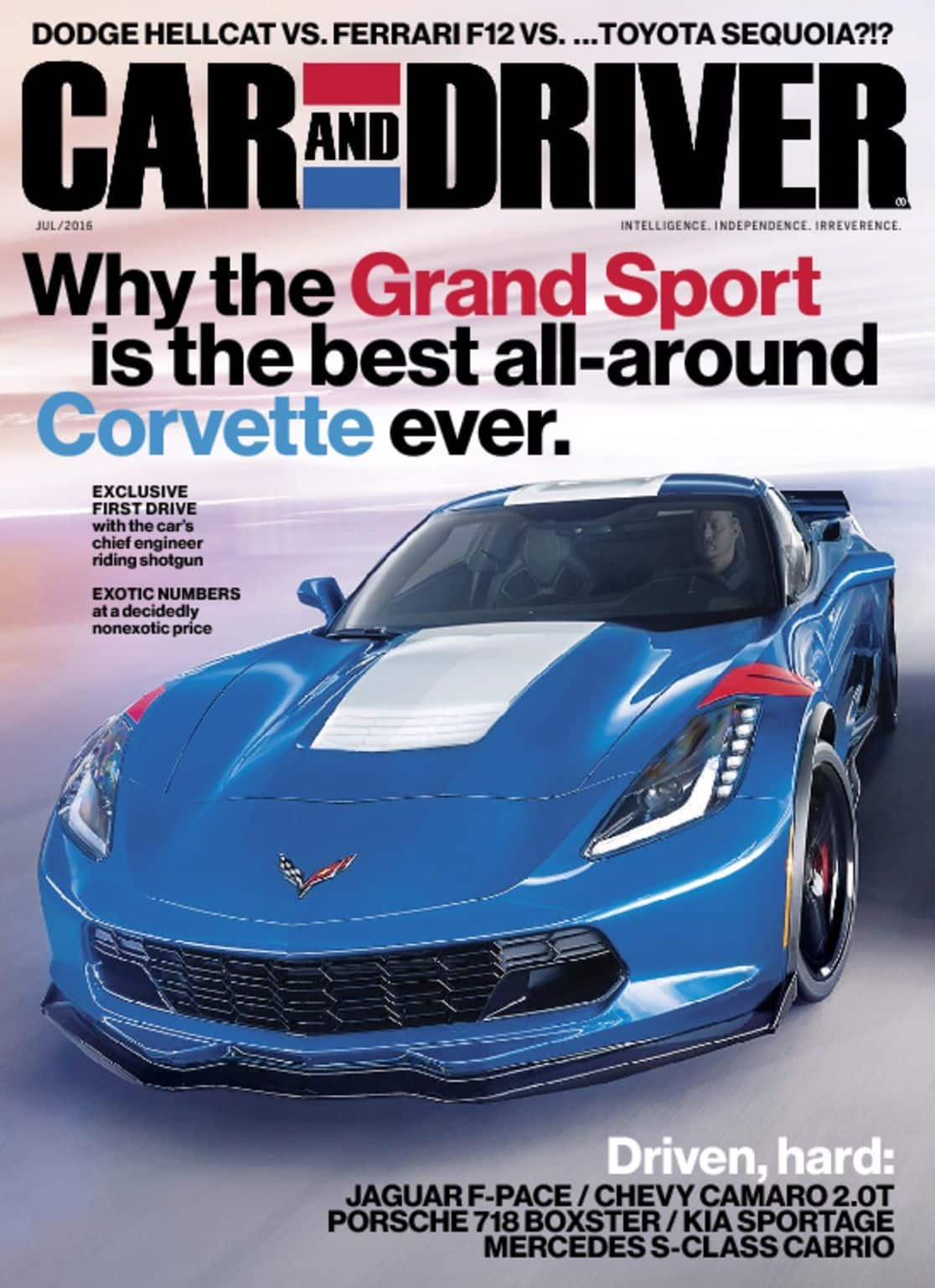 Car & Driver Magazine 4-Years for $15