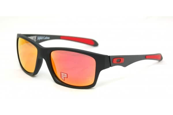 Oakley Jupiter Carbon Scuderia Ferrari Polarized Sunglasses $125 + Free Shipping