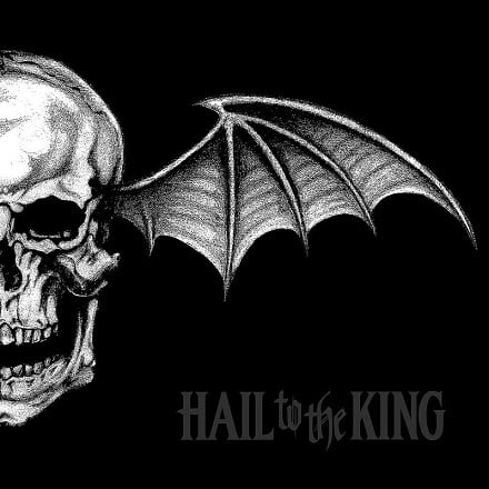 """Hail to the King"" by Avenged Sevenfold, ""Ten Thousand Fists"" by Disturbed and more ~ $1 MP3 albums @ Google Play"