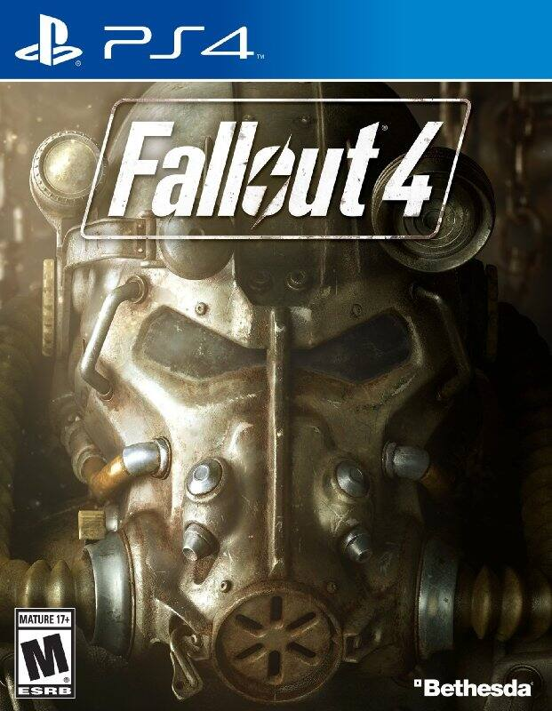 Fallout 4 (PS4, Xbox One or PC) $24.99 ($19.99 w/ GCU) + Free Store Pickup