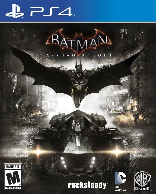 Batman: Arkham Knight (PS4 Digital Code) $11.99
