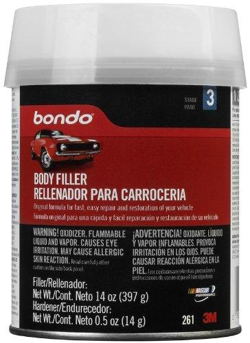 Bondo 261 Lightweight Filler Pint Can - 14 oz. - $3.75 AC + FS w/Prime