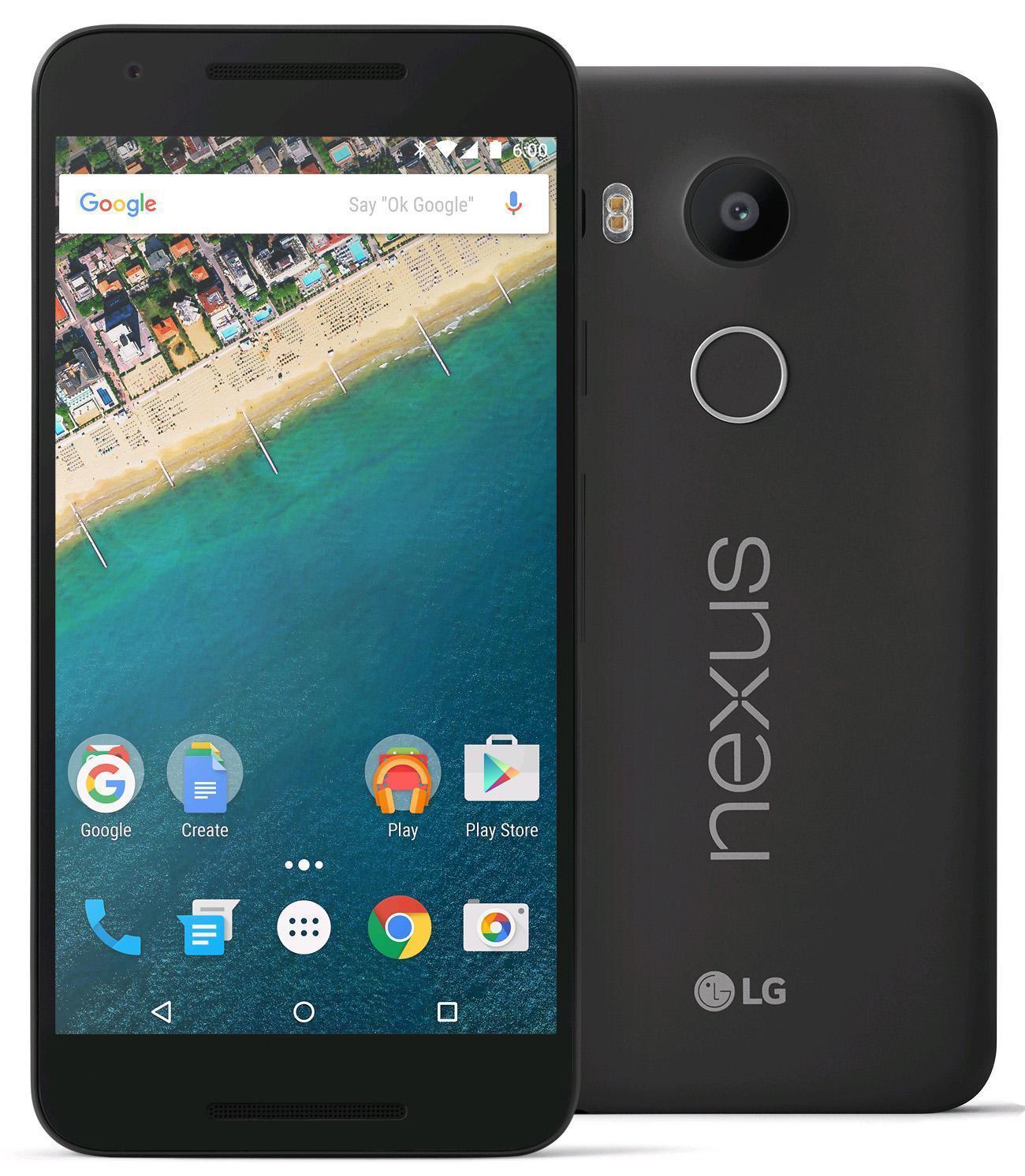 Nexus 5X 32GB @ $240 only!