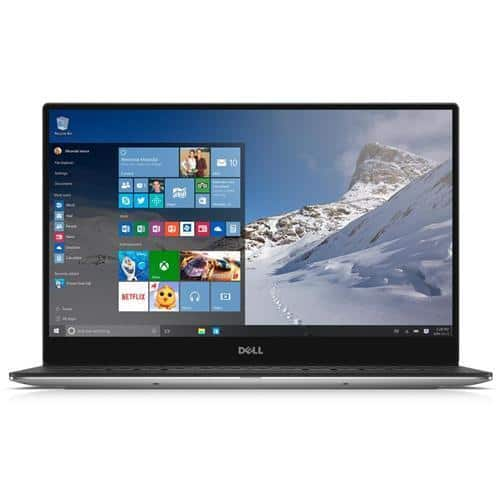 """Dell XPS 13.3"""" Edge To Edge QHD+ Touch Ultrabook Core i5-5200U 8GB RAM 256GB SSD $800 + Free Shipping (eBay Daily Deal)"""