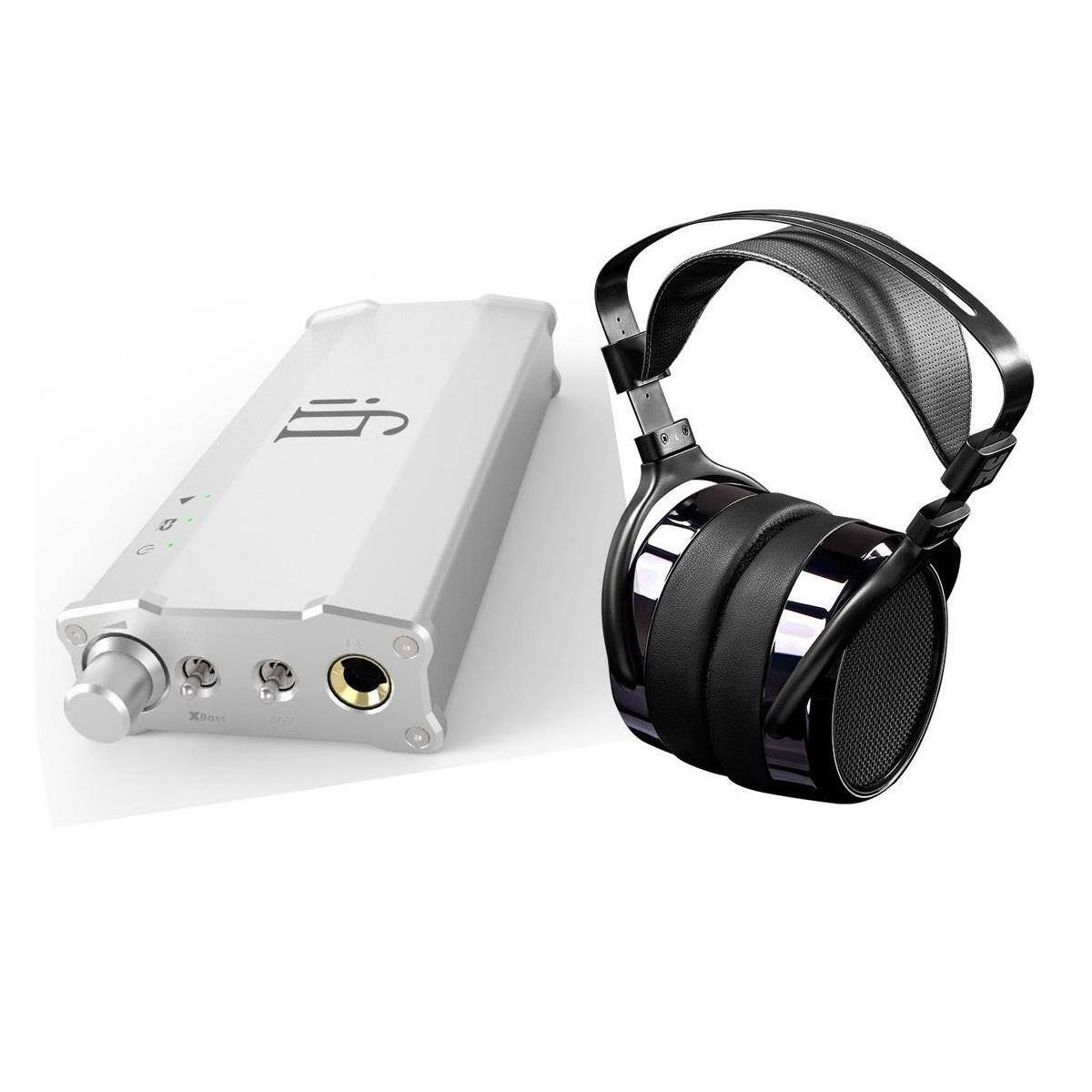 HiFiman: HE560 + Micro iDSD $900, HE400i + Micro iCAN SE Amp  $500 + Free S&H
