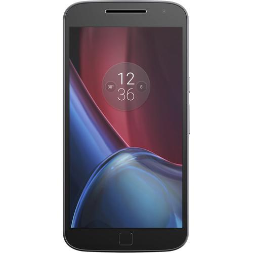 Motorola Moto G4 Plus Smartphone + $50 B&H GC  from $250 & More + Free S&H