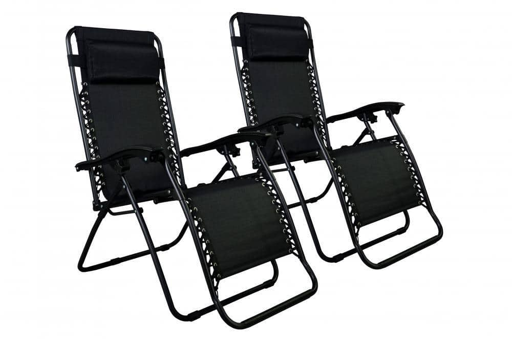 4-Pack Zero Gravity Lounge Patio Chairs for $84.98 shipped