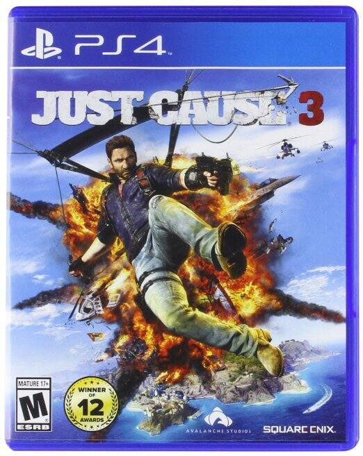 GCU Members: Naruto Shippuden: Ultimate Ninja Storm 4, Dead Island: Definitive Collection, or Just Cause 3 (PS4 or Xbox One) $23.99 Each + Free In-Store Pickup