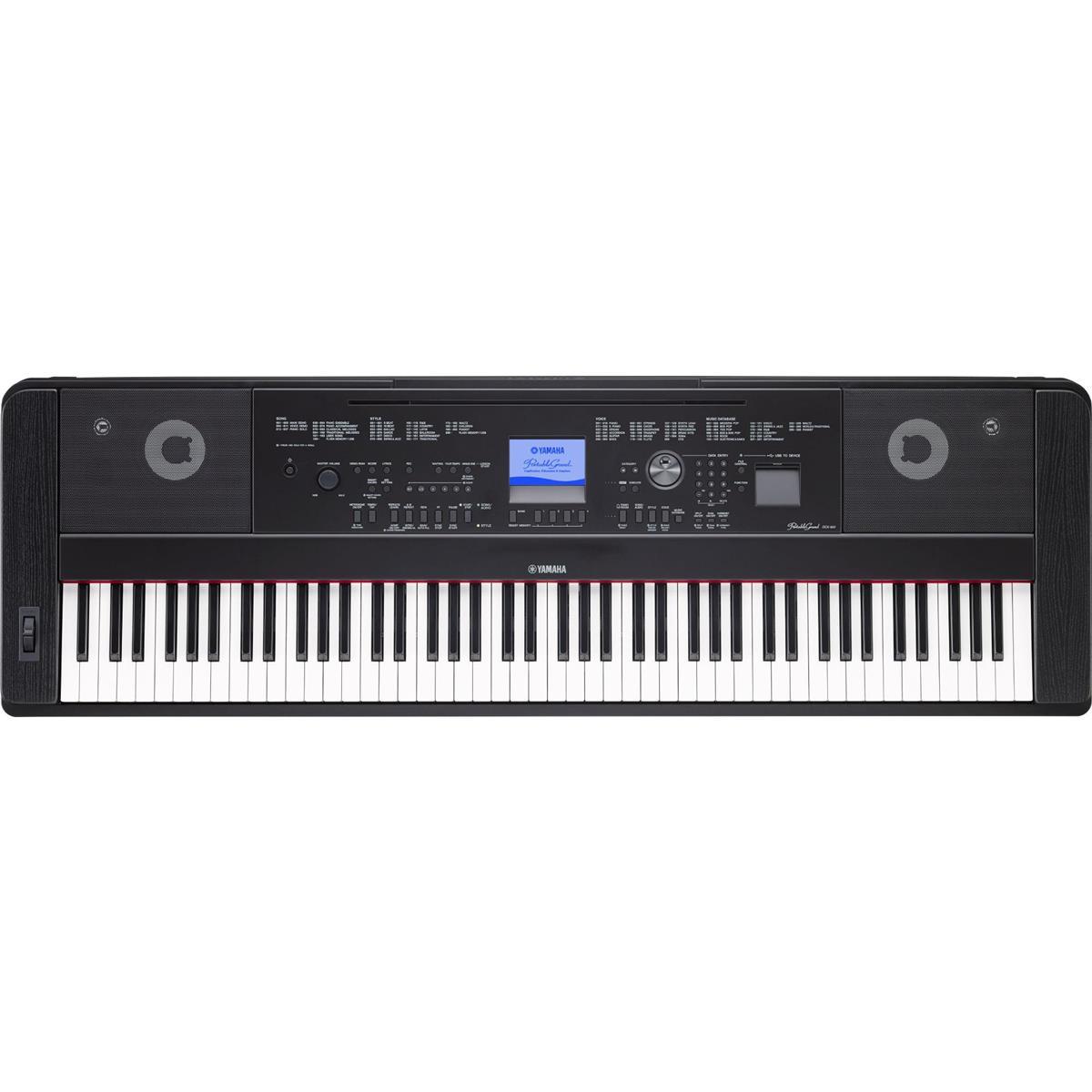 Yamaha DGX-660 88 Keys Portable Grand Digital Piano $650 + Free Shipping
