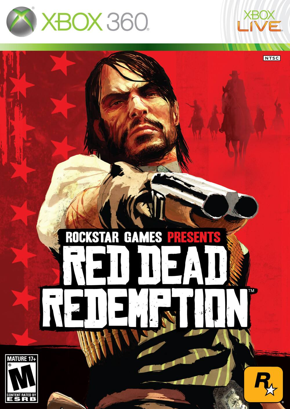 Red Dead Redemption (Xbox 360 Digital Download)  $7.50 (XBL Membership Req'd)