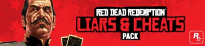 5 Free Add-ons for Red Dead Redemption (Xbox 360/Xbox One). Legends and Killers Pack & Liars and Cheats Pack recently became free (previously $9.99 each)