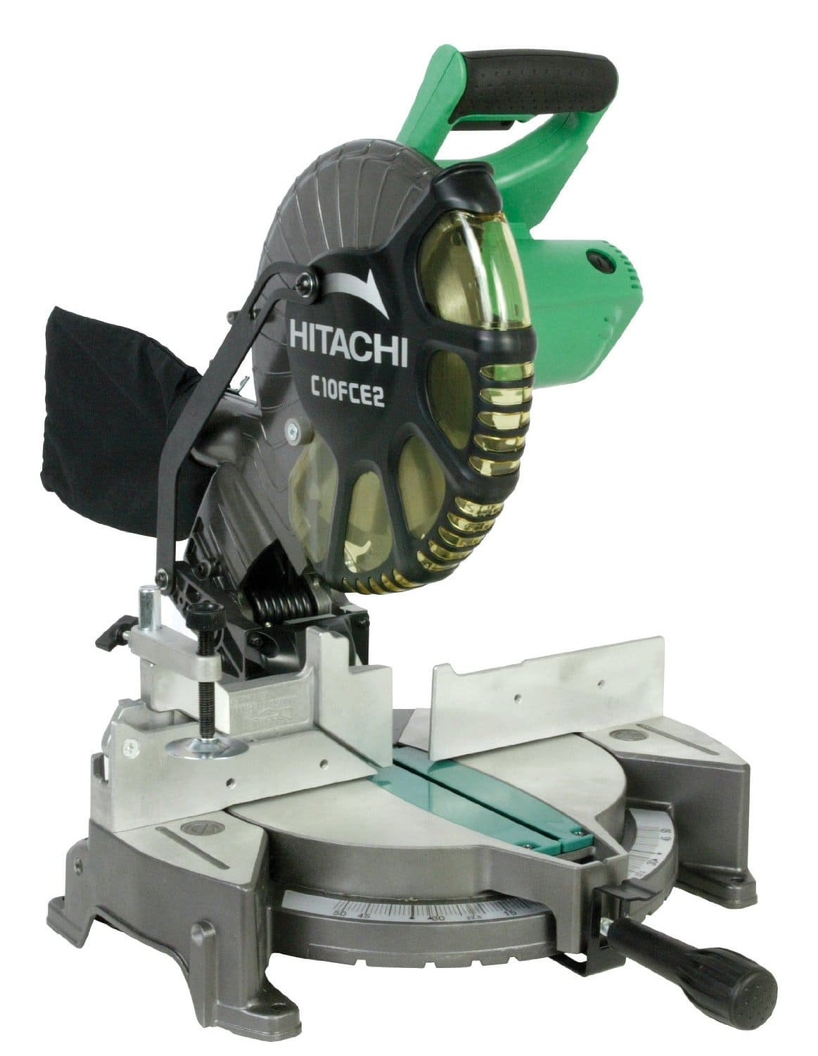 Hitachi C10FCE2 15-Amp 10-inch Single Bevel Compound Miter Saw $93.13 with free shipping from Amazon