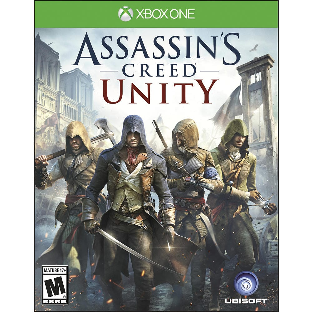 CDKeys - Assassin's Creed Unity (Xbox One, Digital Code) on sale for $2.37