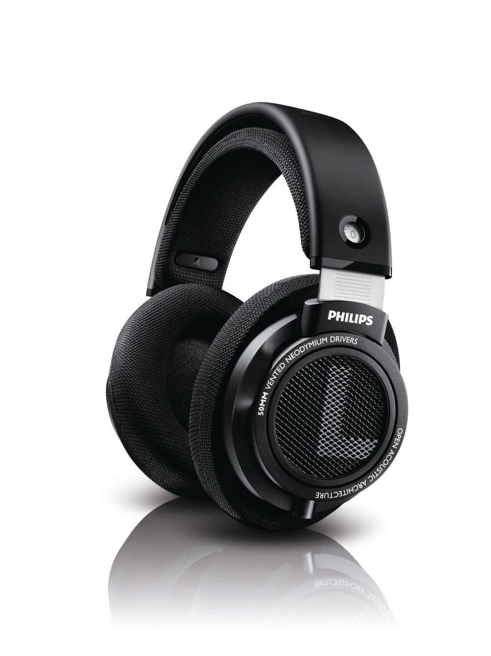Philips SHP9500 Over-Ear Headphones $50 after $10 Rebate + Free Shipping