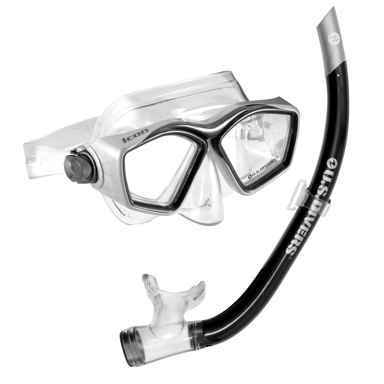 Prime Members: Snorkel & Mask Set on Amazon - $11.24