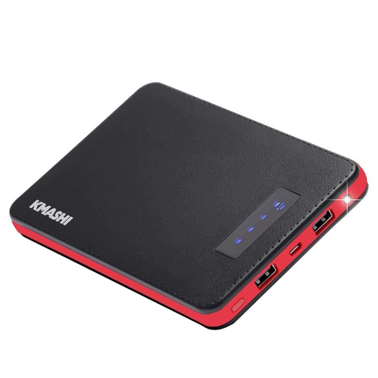 20,000mAh urlhasbeenblocked Dual USB QC 2.0 External Battery Pack  $20