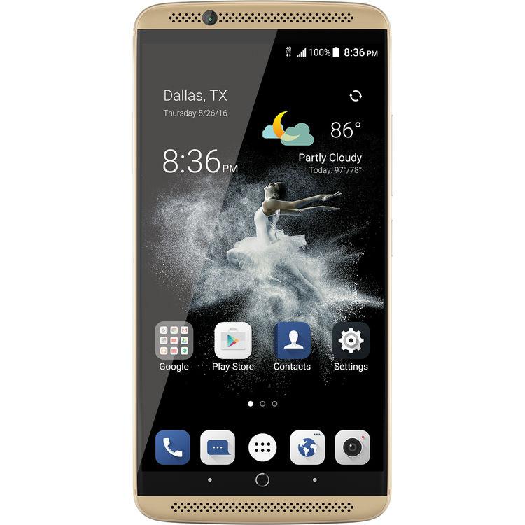 64GB ZTE Axon 7 Unlocked Smartphone Pre-Order + Monster N-Pulse DJ Headphones  $400 + Free Shipping