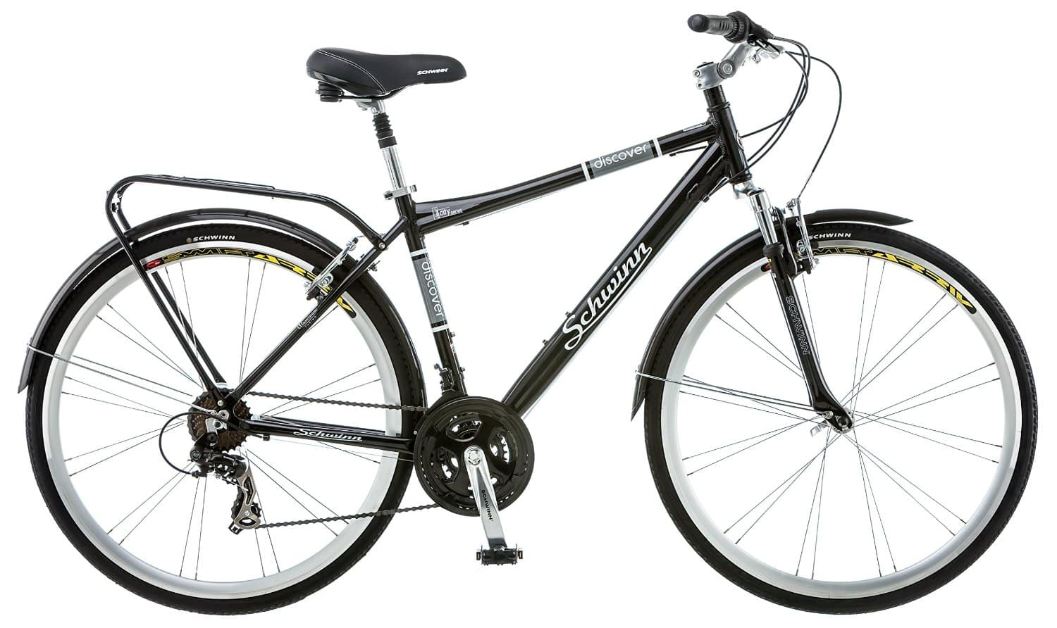 Schwinn Discover Men's Hybrid Bike (700C Wheels) $179.99 @ AMAZON